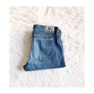 PRPSPremium denim skinny jeans distressed sz26
